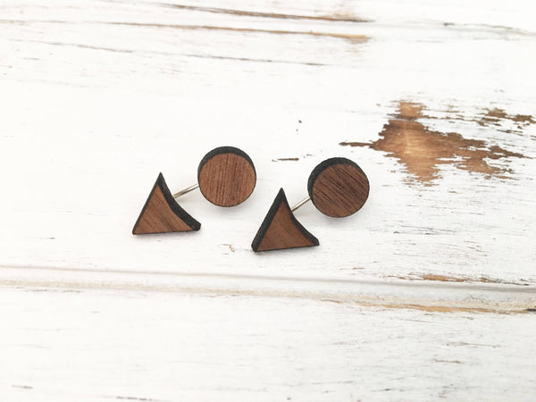 Wooden Ear Jackets