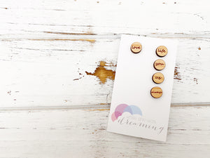 Expression Earring Pack - Love Set