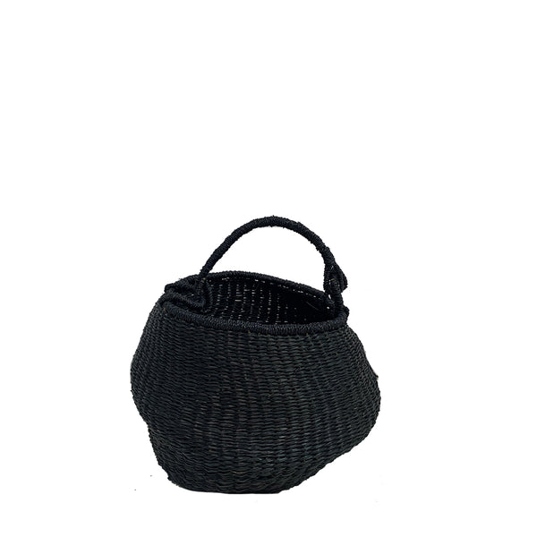 black tub basket large