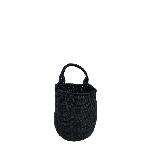 black tub basket medium