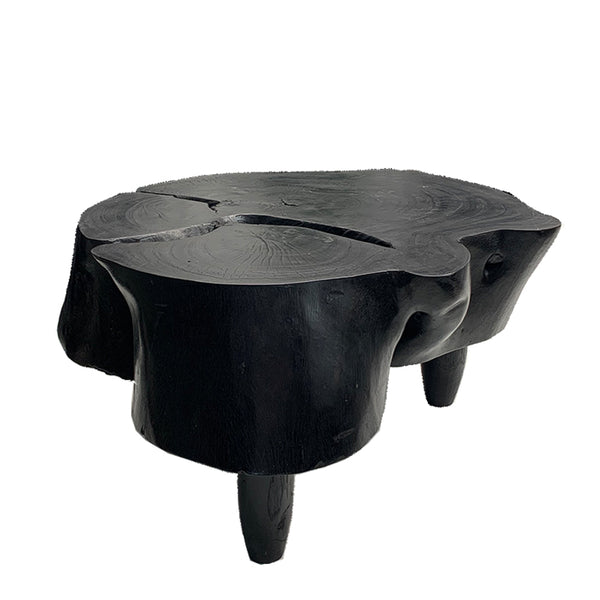 black suar coffee table