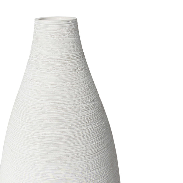 aki vase white - large