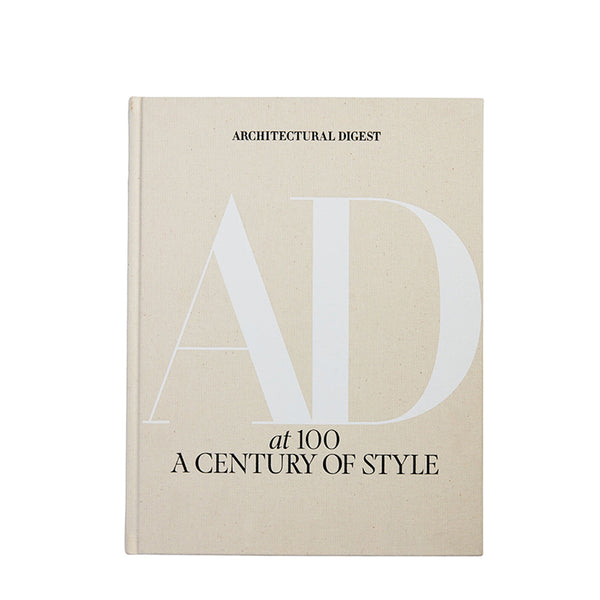 architectural digest 100 years of style