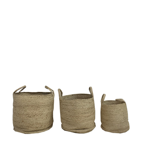 balah basket round medium