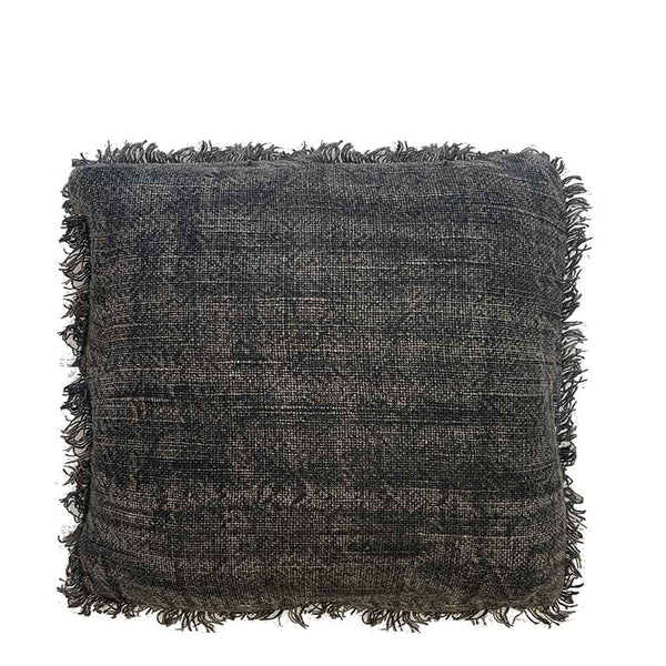 bedouin cushion small stone wash
