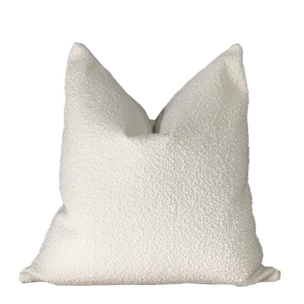 bernard boucle cushion large