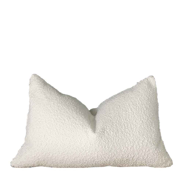 bernard boucle cushion rectangle