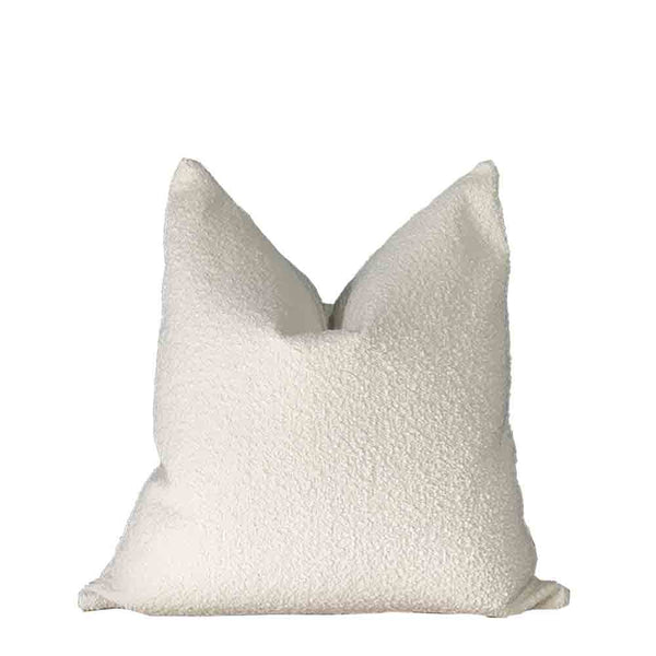 bernard boucle cushion small