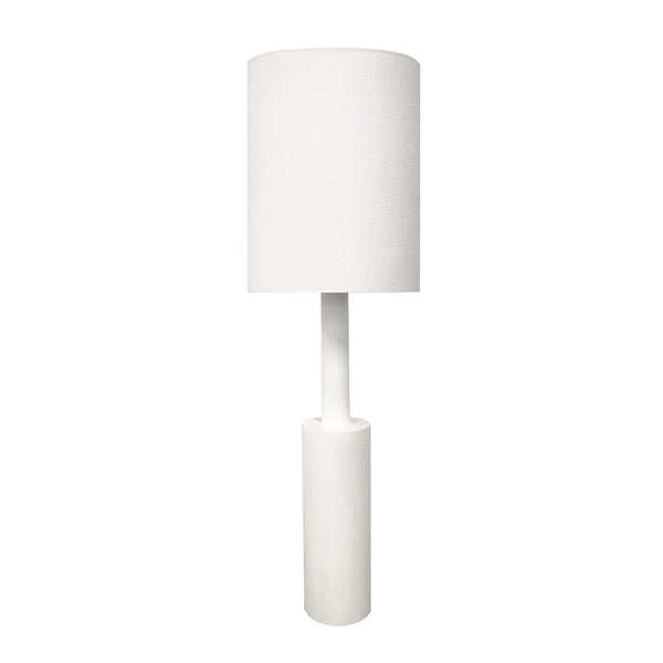 blanca floor lamp white