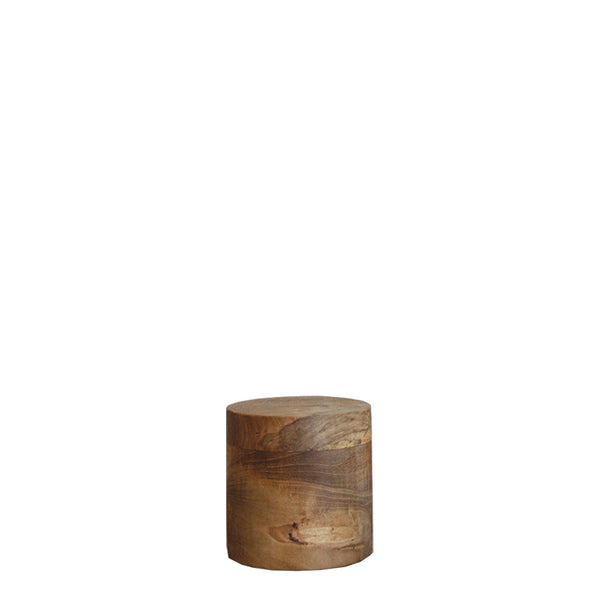 wooden canister medium