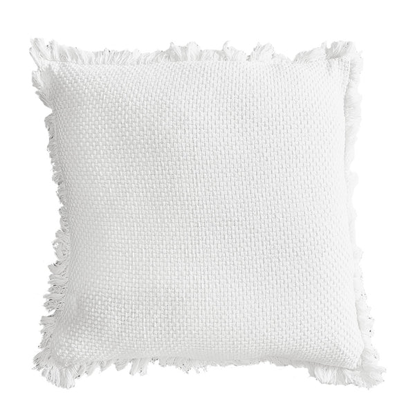 chelsea cushion large white