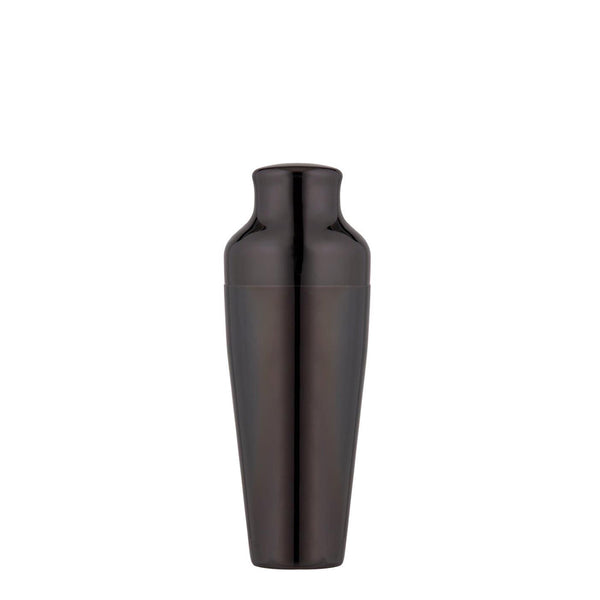 gunmetal cocktail shaker