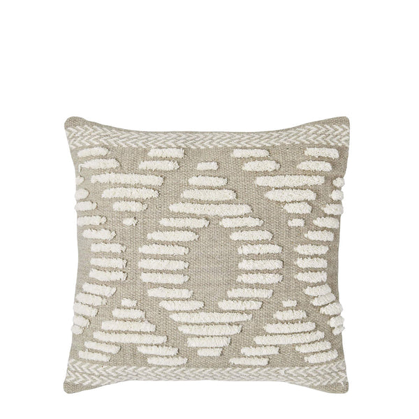 crete cushion natural