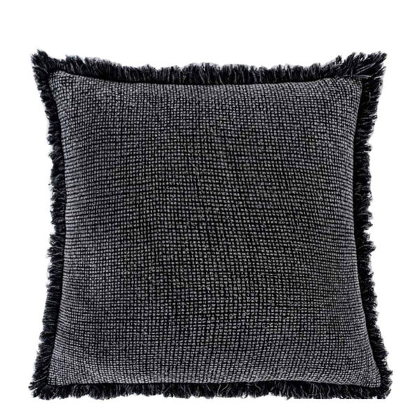 chelsea cushion large slate