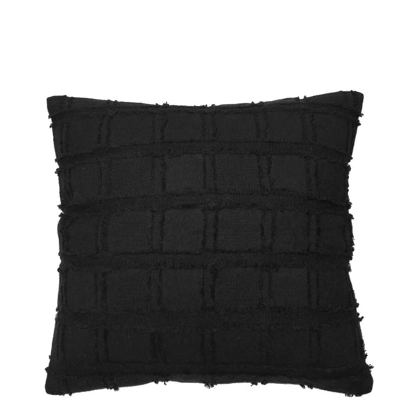 bedu cushion - small black