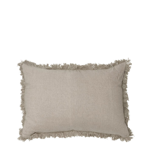 luca cushion rectangle natural