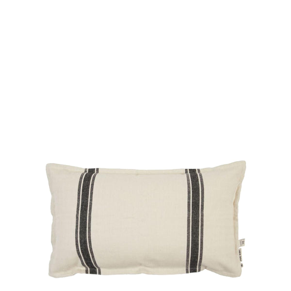 lil admiral cushion natural + black