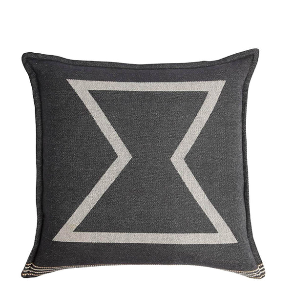 lone ranger cushion black + oats