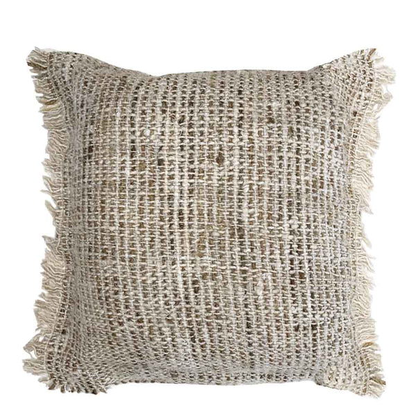 wabi ivory cushion
