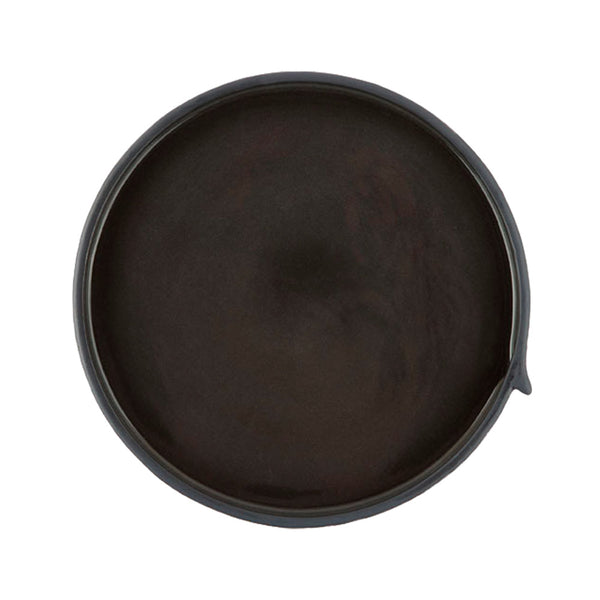 wrap round tray large charcoal