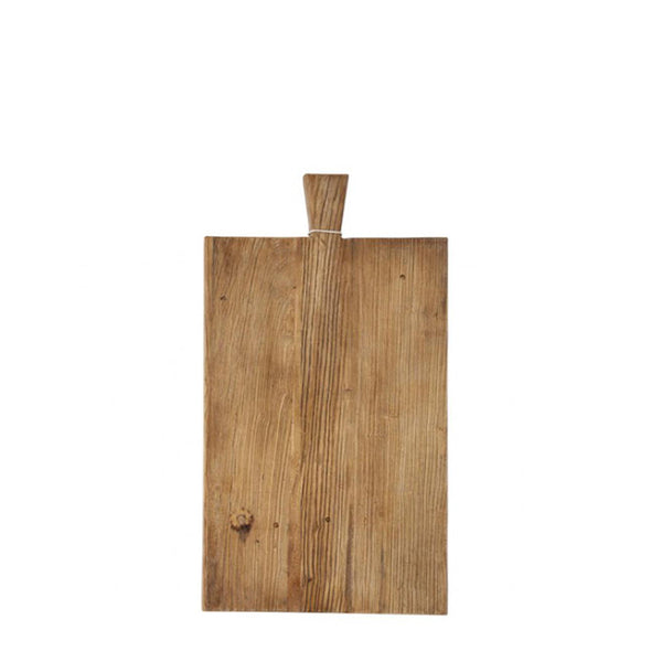 elm board with handle small