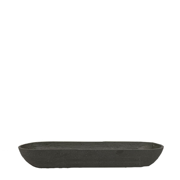 esher oval tray large