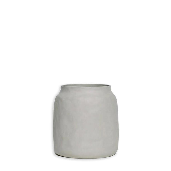 kitchen pot grey small
