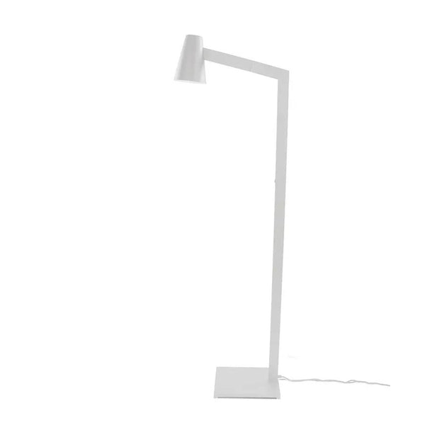 tilt floor lamp white