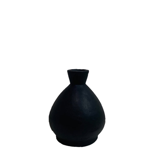 forme vase large black - ARR OCT
