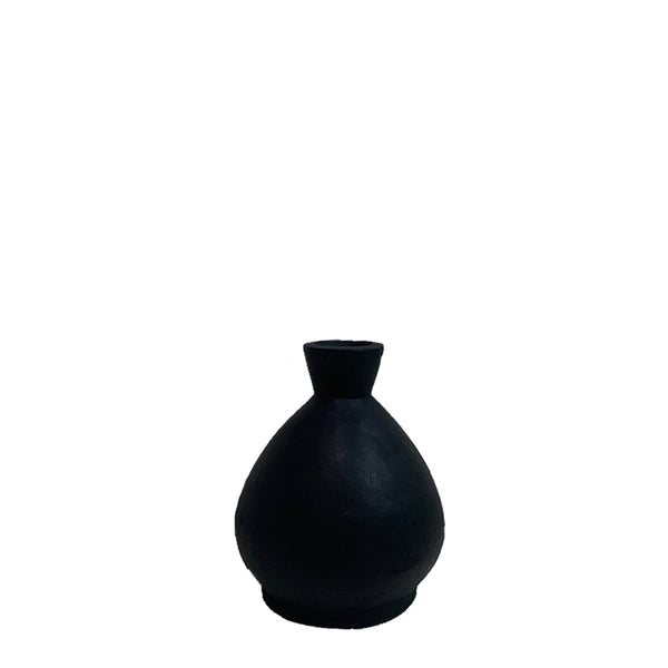 forme vase medium black  - ARR OCT