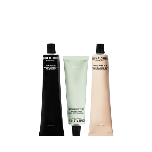 hand cream trio kit