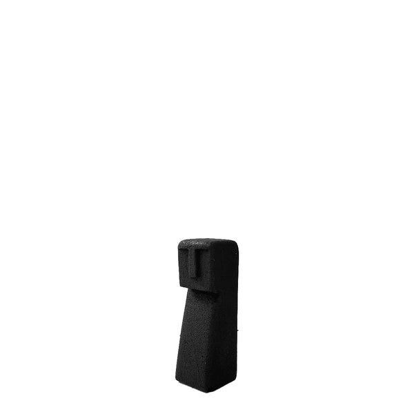 henge sculpture medium black