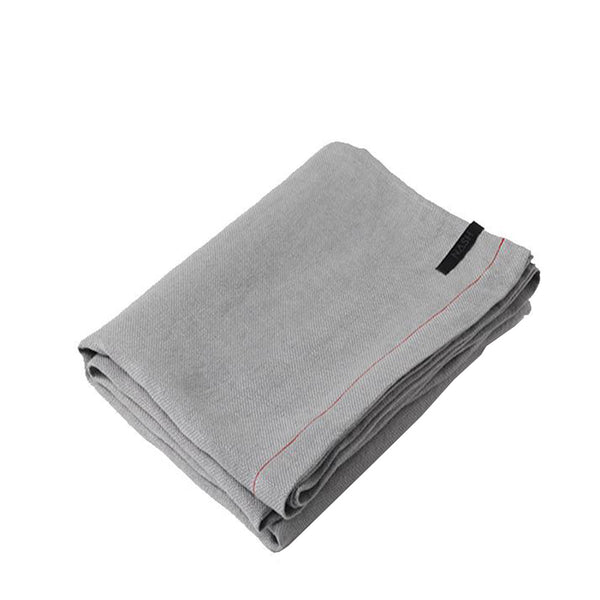 hlin throw blanket - dove