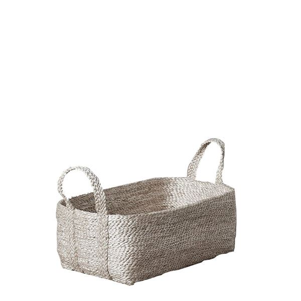 jute basket tray