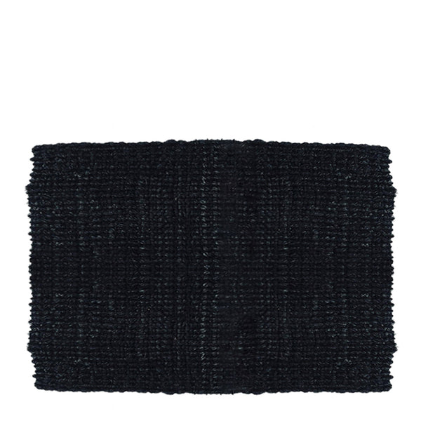 jute rug graphite extra large