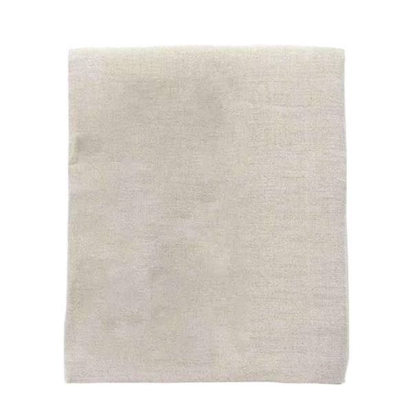 linen tablecloth natural - extra large