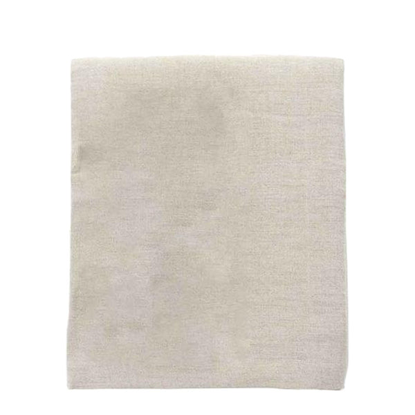 linen tablecloth natural - large