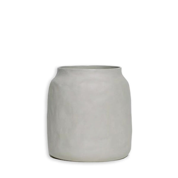 flax kitchen pot - grey large