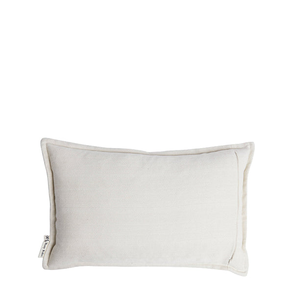 lil modern light cushion - oats/natural