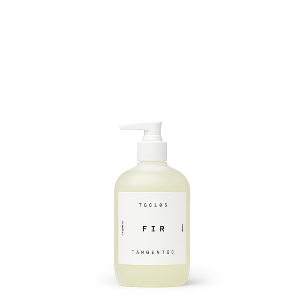 fir organic liquid soap