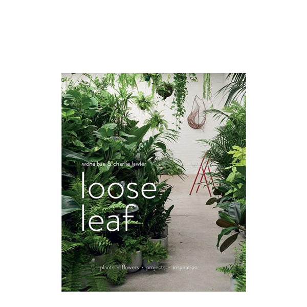 loose leaf - flowers and plants