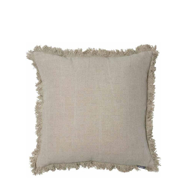 luca cushion small natural