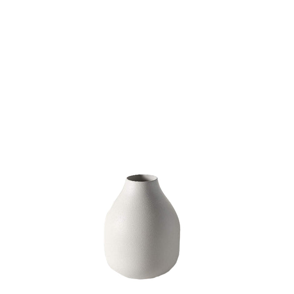 mona tapered vase mini chalk