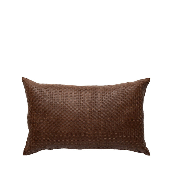 nappa tan cushion