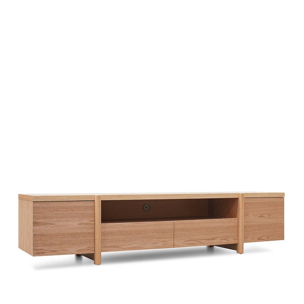 bronte entertainment unit natural