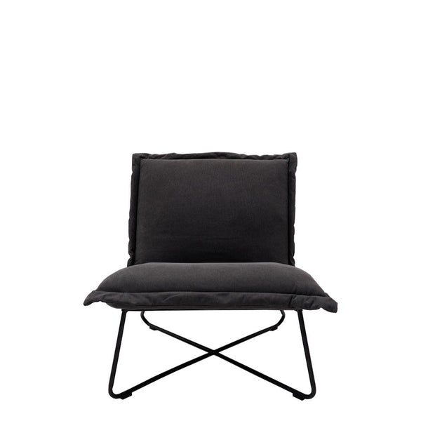 studio chair charcoal - DUE JULY