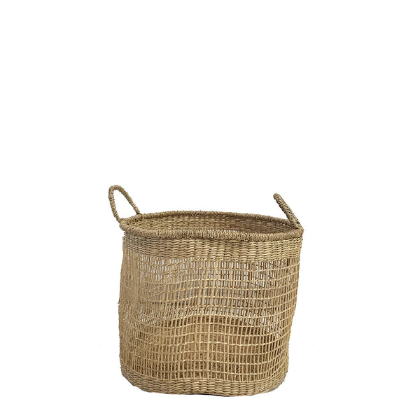 open weave basket medium