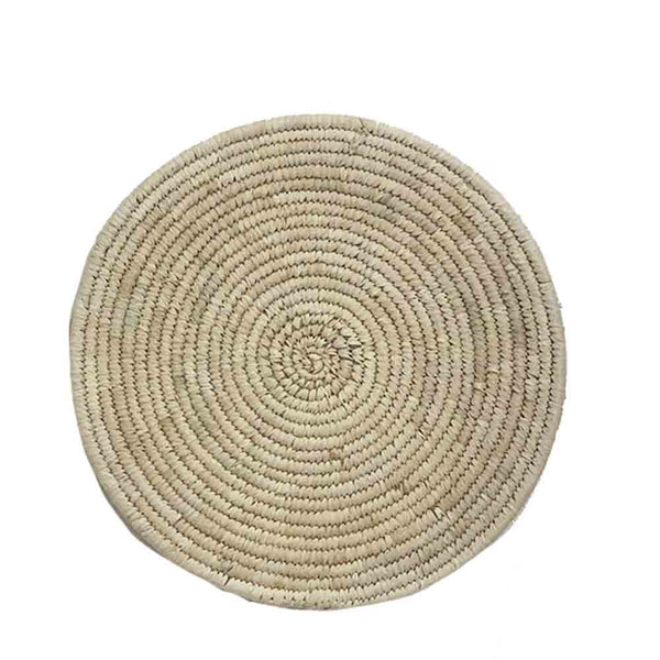 palm natural placemats