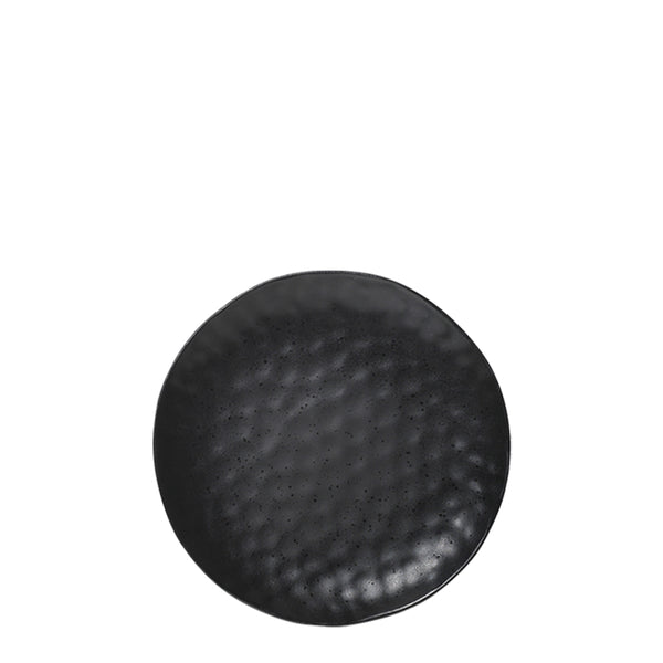 speckle side plate black