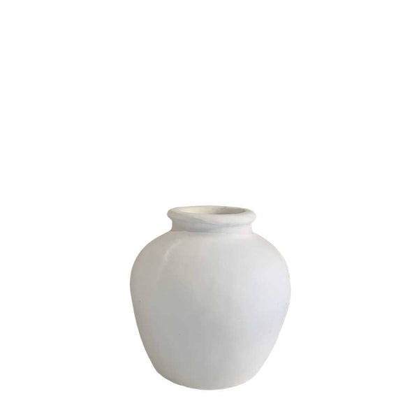 studio pot white